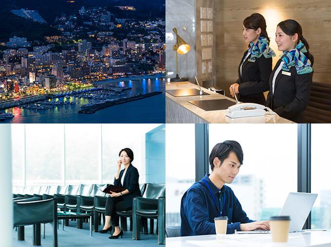 旅行会社ホテル旅館の求人TOP画像4